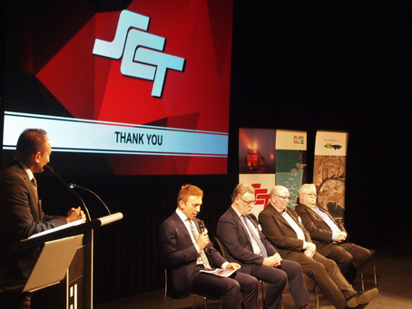 Launch: Horsham Victoria On Rail to the Nation and Port