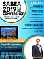 SABEA 2019 Conference poster for website