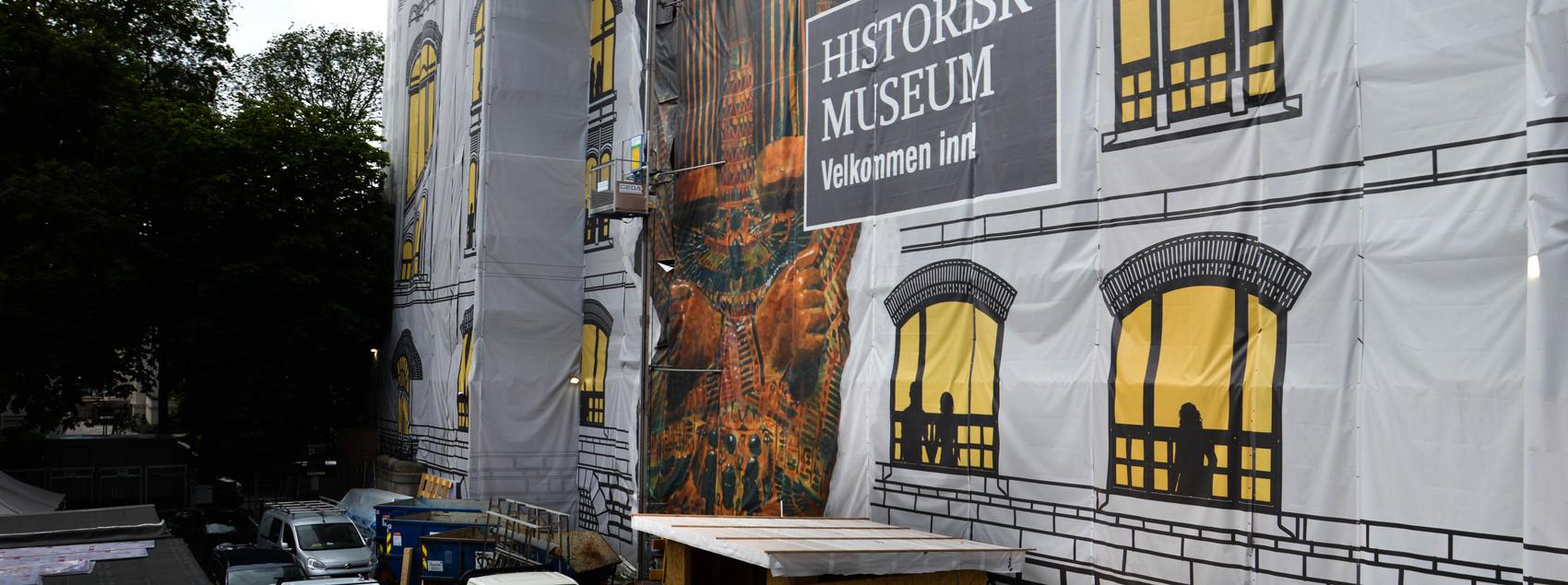 Antikvarisk Rehabilitering Historisk Museum 13