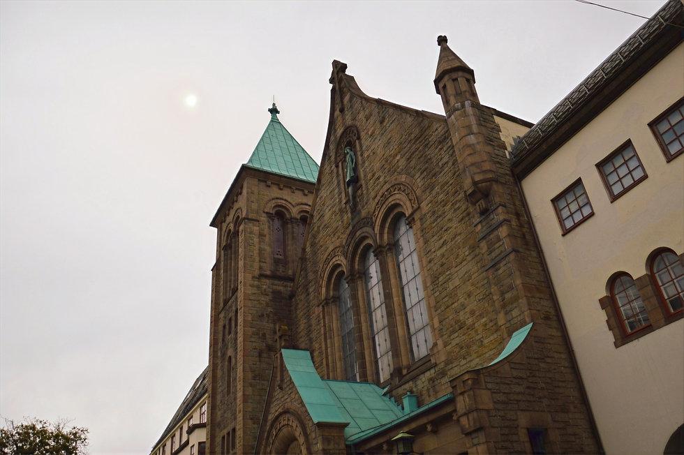 Frogner Kirke Rehabilitering
