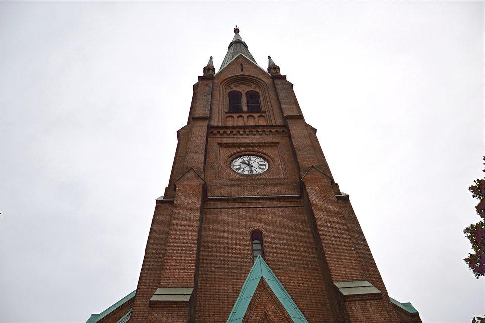 Uranienborg Kirke Rehabilitert