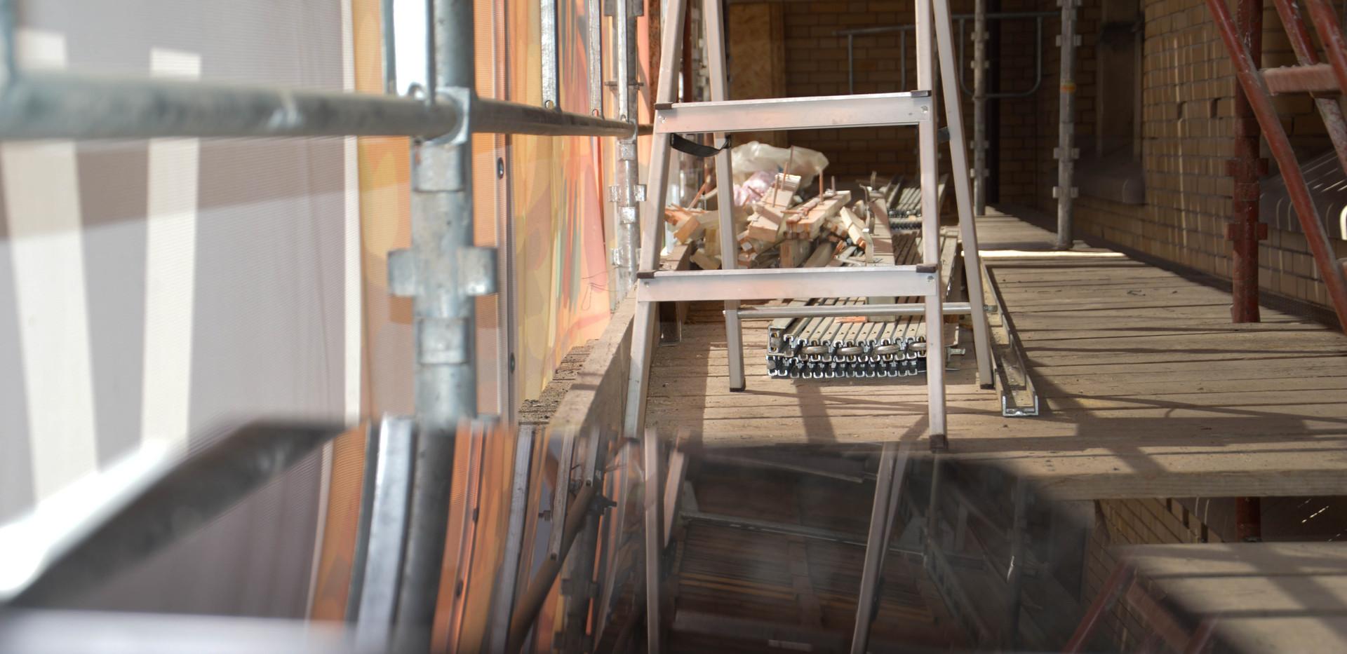 Antikvarisk Rehabilitering Historisk Museum 2