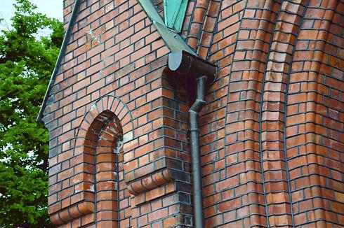 Uranienborg Kirke Nedløp
