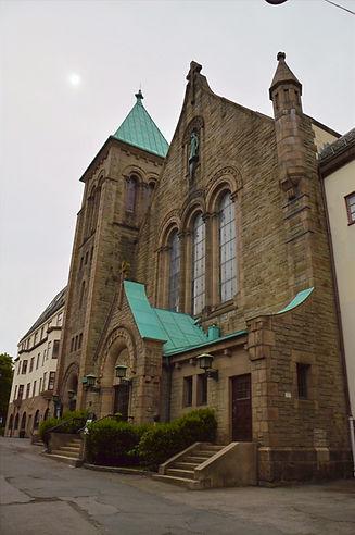 Frogner kirke entreprenør