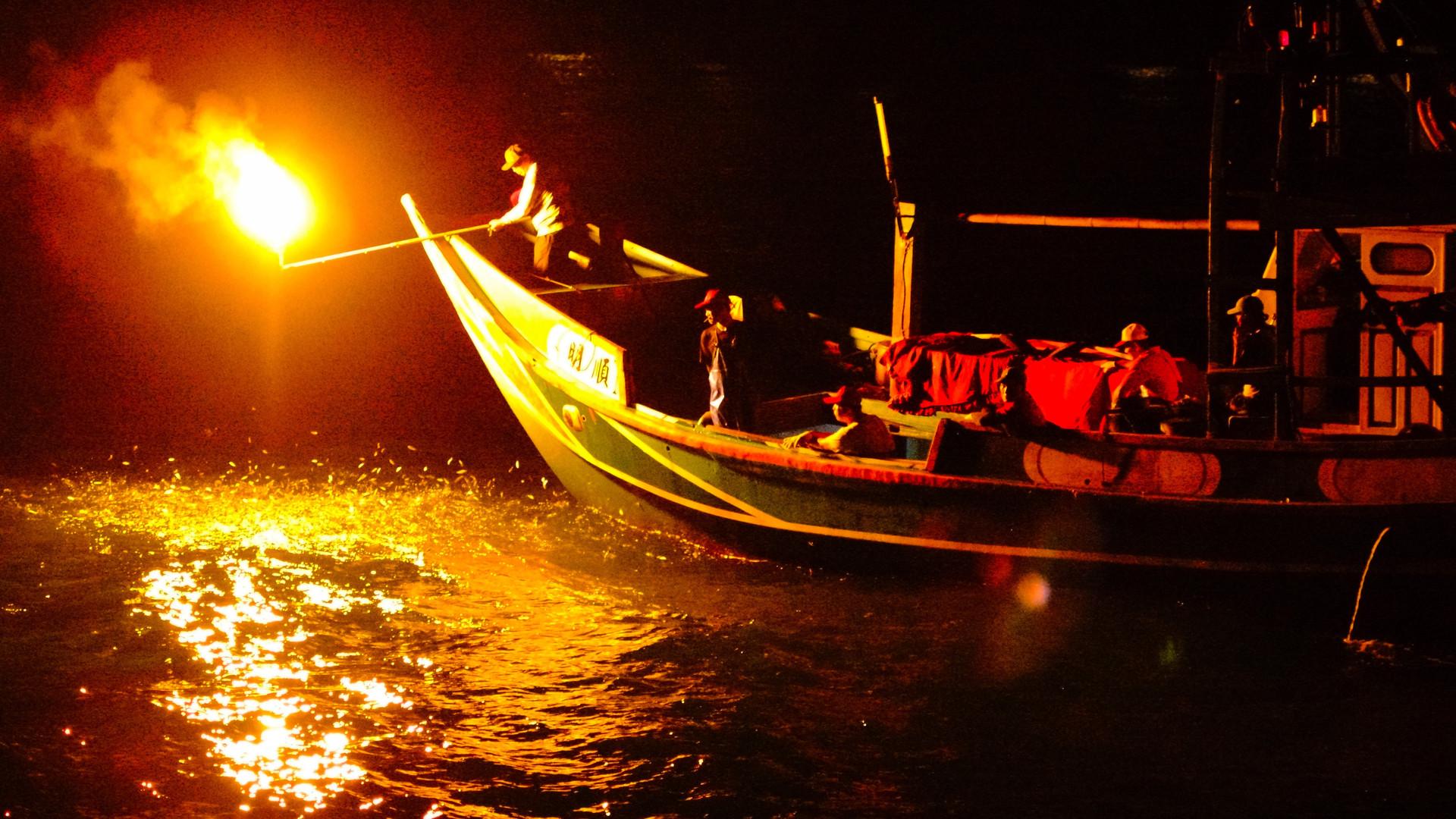 Jinshan Fire Fishing Festival