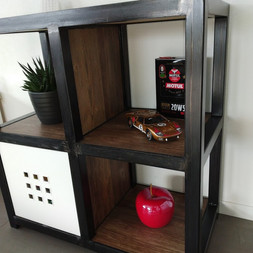 Fabrication d'un meuble