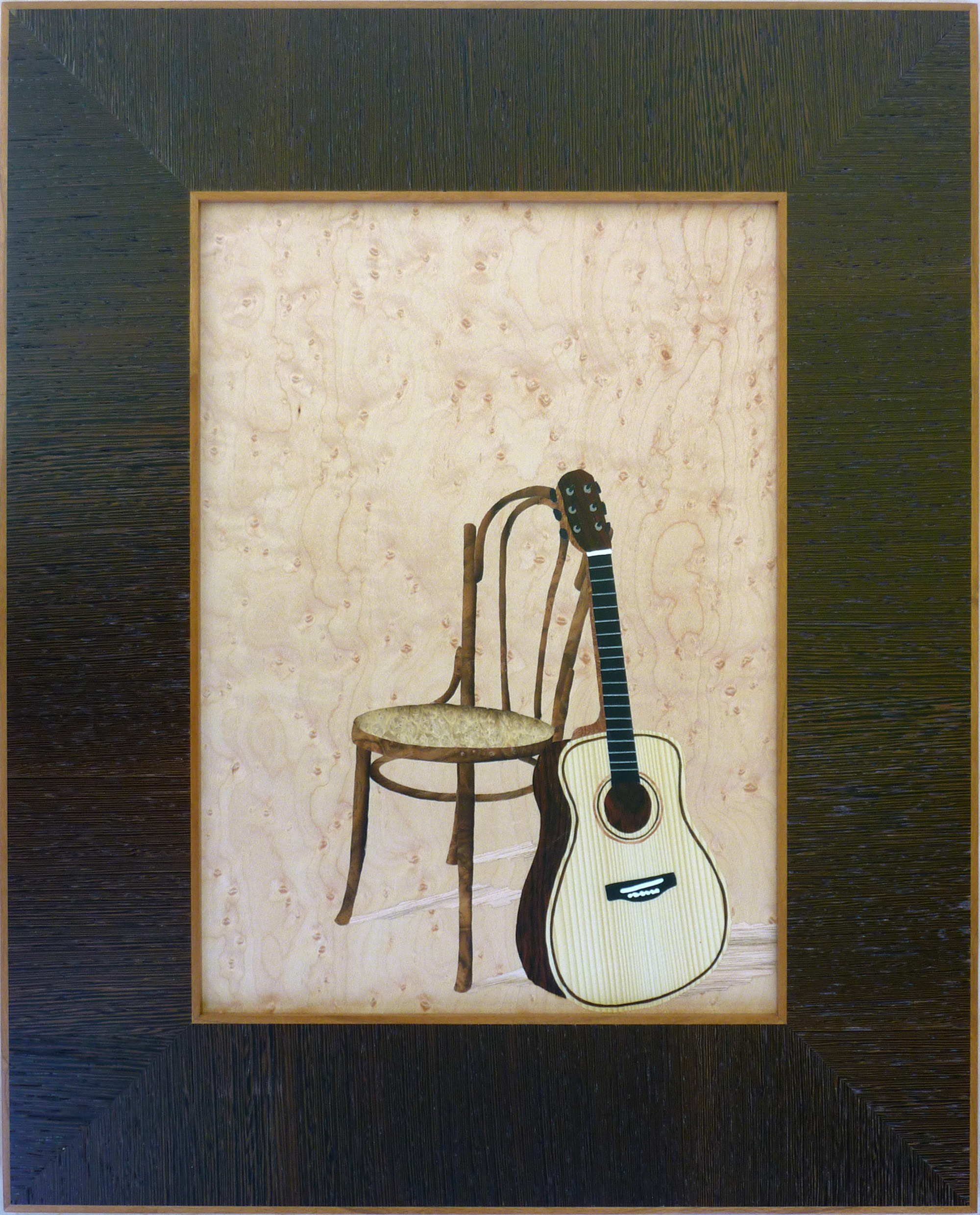 Guitar and Chairjpg