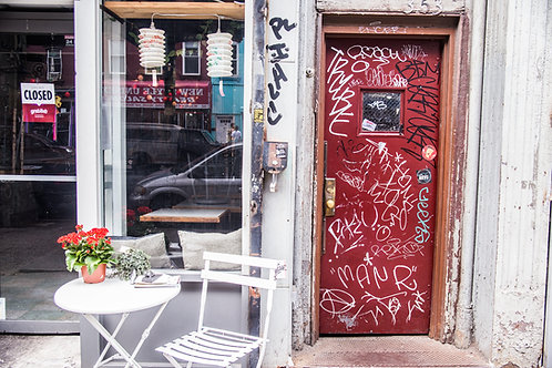 Brooklyn Storefront