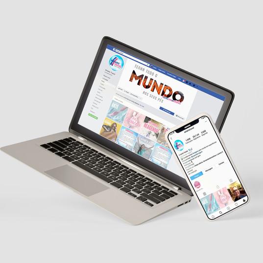 Laptop and Smartphone Mockup 338520658.j