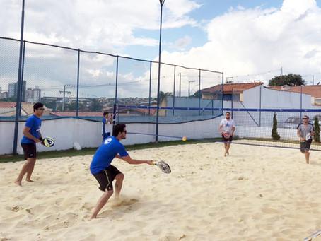 Confira como foi o 2° Beach Tennis