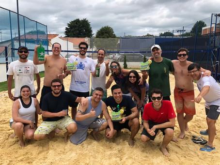 Confira como foi o 1° Beach Tennis
