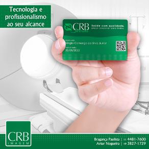 CARTÃO SOCIAL - CRB IMAGEM