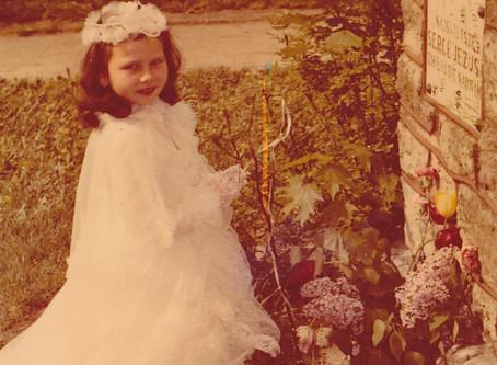 Communion Season and Childhood Memories