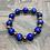 Thumbnail: Lapis Lazuli & Copper Stretchy Bracelet