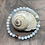 Thumbnail: Aquamarine and Copper Stretchy Bracelet