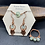 Thumbnail: Prehnite and Copper Jewelry Set