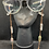 Thumbnail: Moss Agate, Quartz, and Copper Eyeglass Chain | Mask Chain