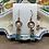 Thumbnail: Aventurine Chip Filled Bottle Earrings