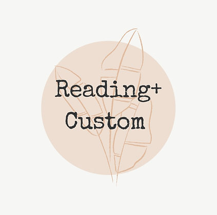 Reading and Custom