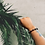 Thumbnail: Jet & Copper Stretchy Bracelet