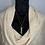 Thumbnail: Prehnite and Copper Minimalist Pendant