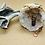 Thumbnail: Irradiated Smoky Quartz and Copper Minimalist Pendant