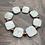Thumbnail: Amazonite & Copper Stretchy Bracelet