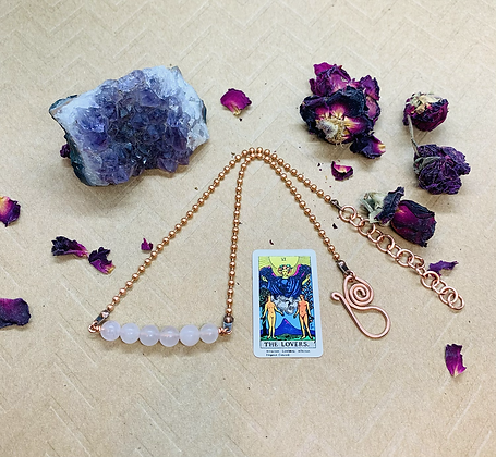 Major Arcana Choker | The Lovers