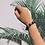 Thumbnail: Obsidian & Copper Stretchy Bracelet