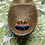 Thumbnail: Matte Lapis Lazuli and Copper Stackable Ring | Size 12