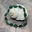 Thumbnail: Aventurine and Copper Stretchy Bracelet