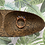 Thumbnail: Labradorite and Copper Stackable Ring | Size 9.5
