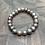 Thumbnail: Dyed Pearl Stretchy Bracelet