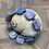 Thumbnail: Blue Kyanite & Copper Stretchy Bracelet