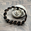 Thumbnail: Ice Obsidian & Copper Stretchy Bracelet