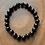 Thumbnail: Bracelet Obsidienne noire 8mm