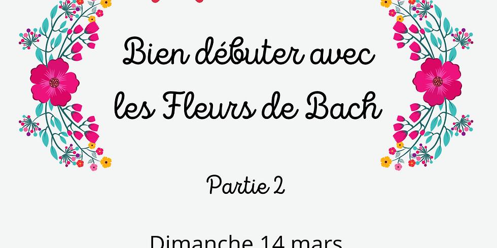 Bien débuter avec les Fleurs de Bach -Partie 2