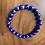 Thumbnail: Bracelet Lapis-Lazulis 8mm