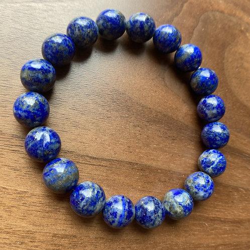 Bracelet Lapis-Lazulis 10mm
