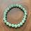 Thumbnail: Bracelet AVENTURINE verte