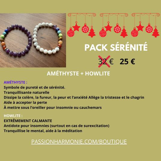 Pack SERENITE