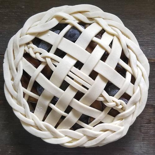 Italian Plum Pie
