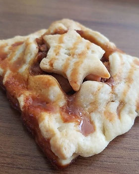 Salted Caramel Apple #handpies are my fa