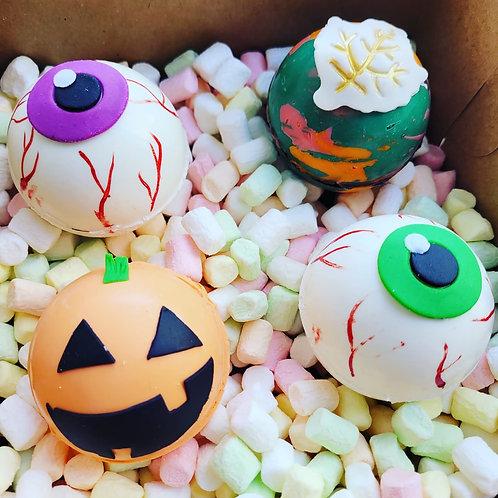 Halloween Hot Chocolate Bomb