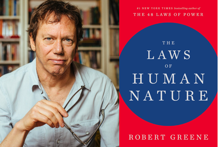 Author of The 48 Laws of Power and The Laws of Human Nature