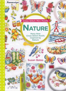 Nature Mini Motifs Book Cover
