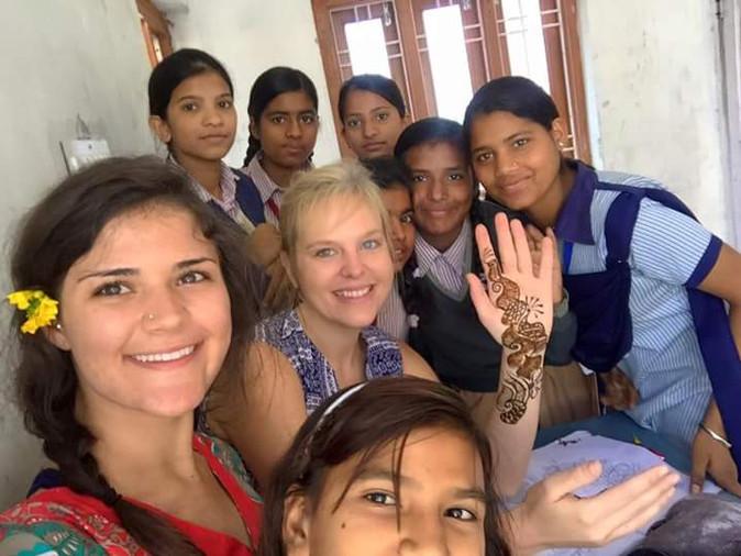 Teach as a volunteer in India!