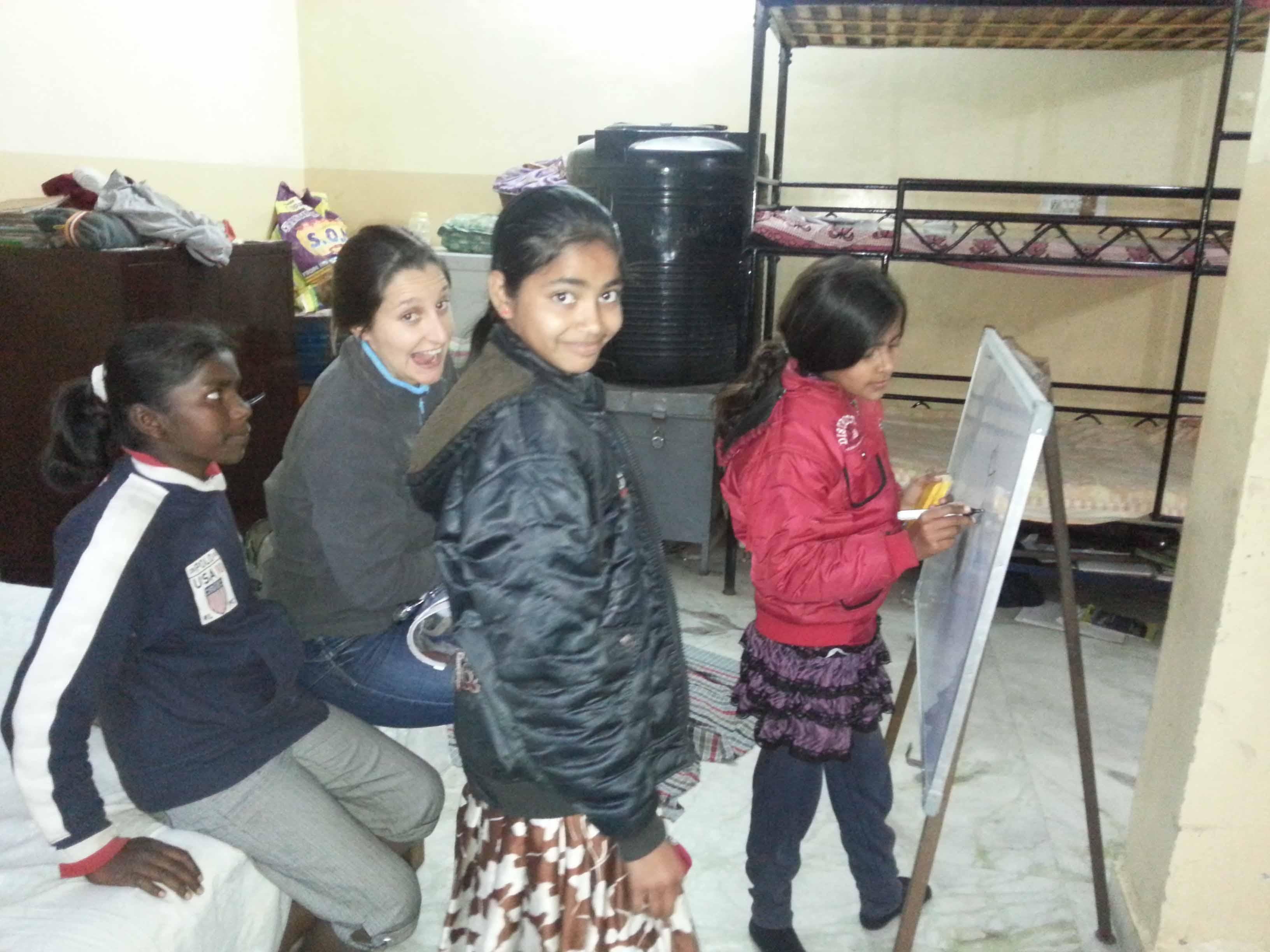 Volunteer Abroad
