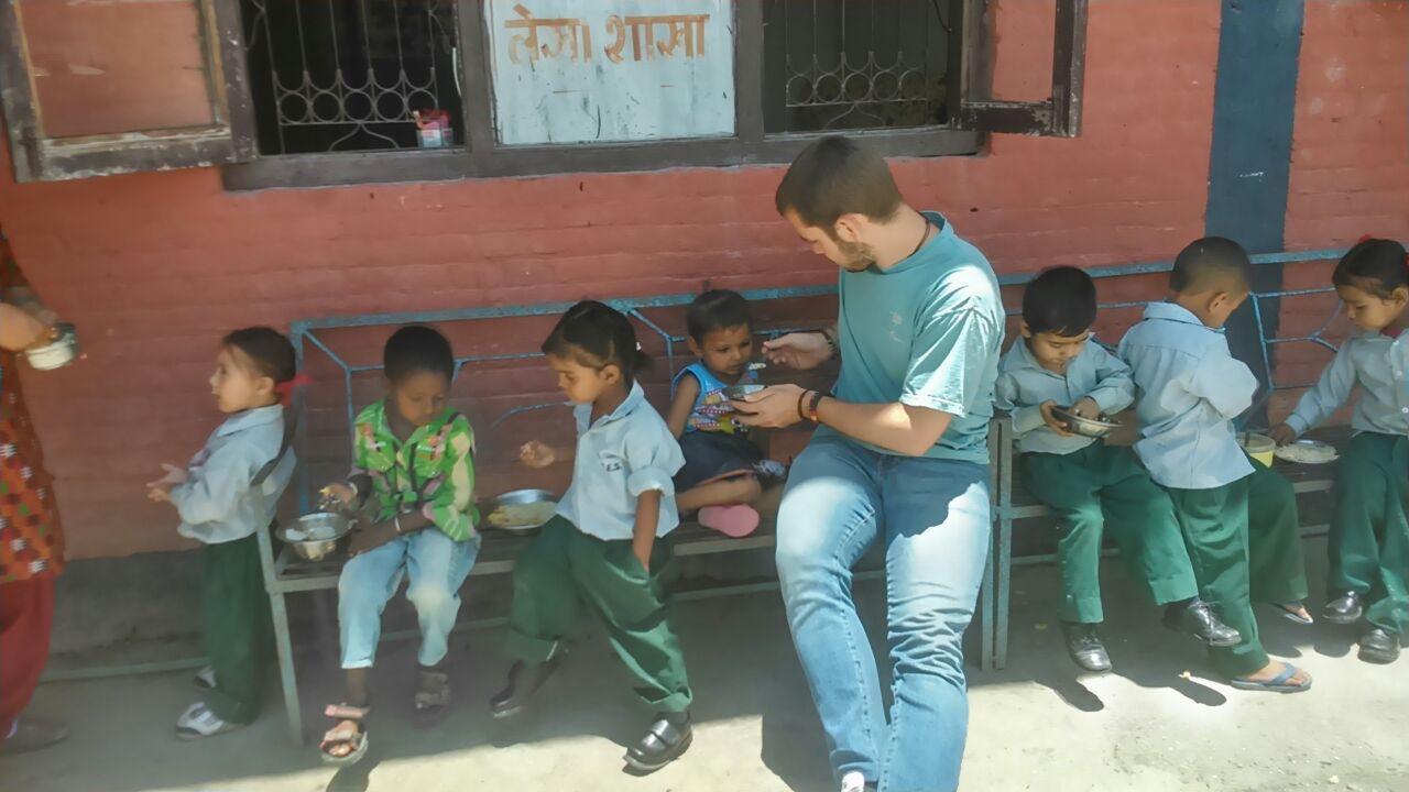 Enseñar en Nepal