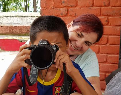 Orphanage work